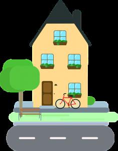 Dra fjärrvärme till en villa