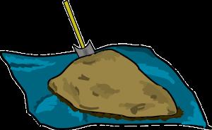 Markvärme, ytjordvärme eller jordvärme tar tillvara på den solvärme som finns lagrad under marken.